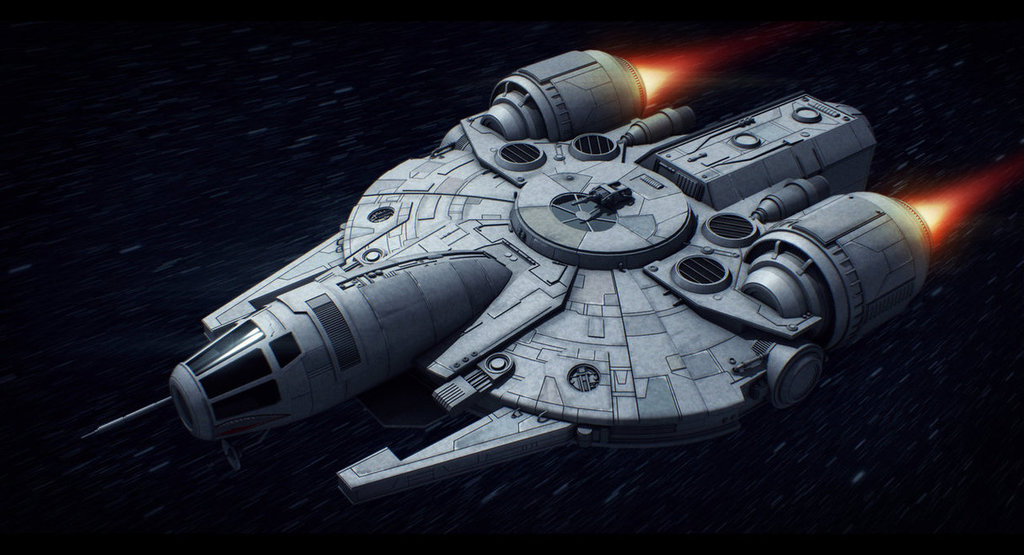 Corellian Engineering YT-1760