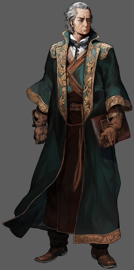 Merchant Lord Tromas