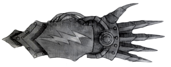 Gauntlet of Belphegor