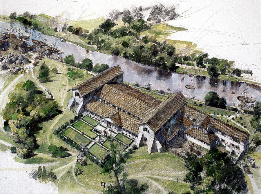 Vila de Decimus Germanicus