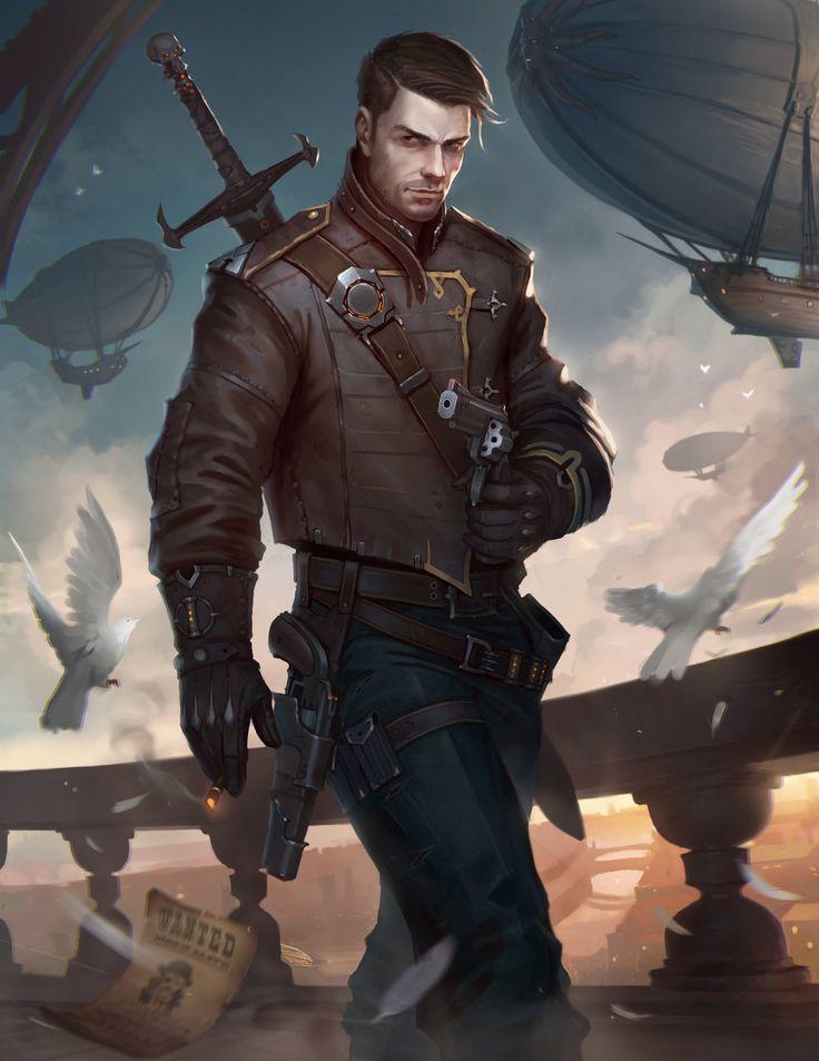 Admiral Jacob Longsworth