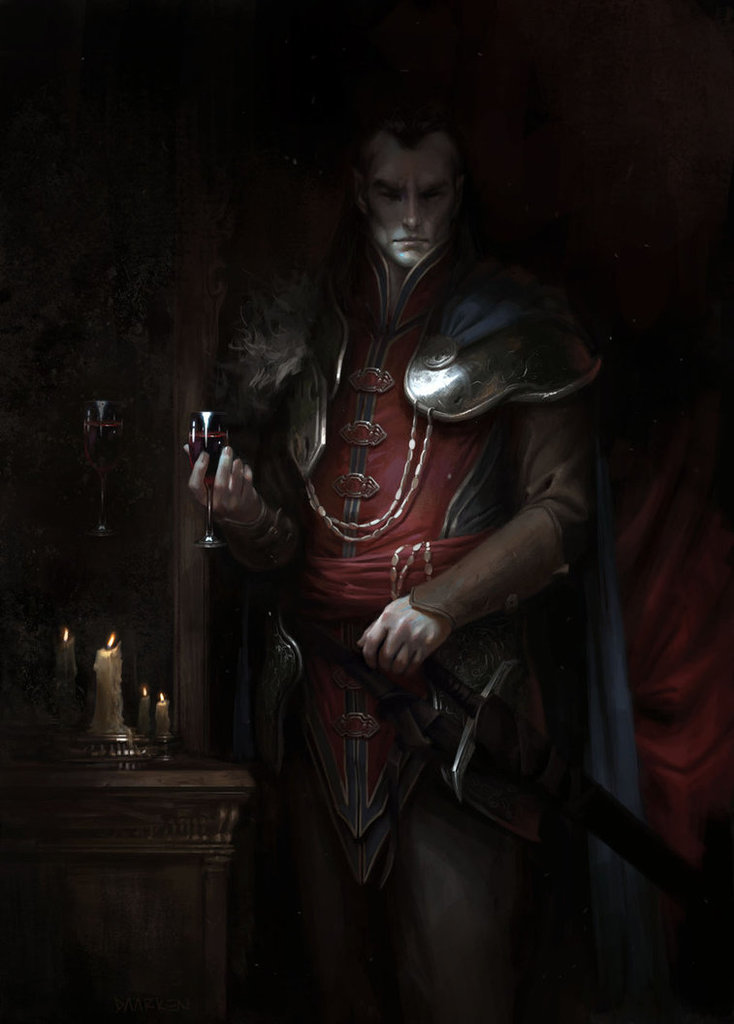 Czernu, Baron of Vesque