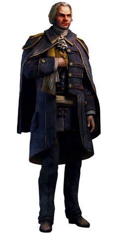 Hushovmester Sinclair