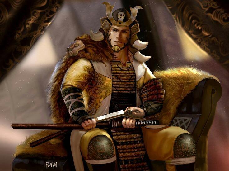 Lord Ikoma Tsunemitsu