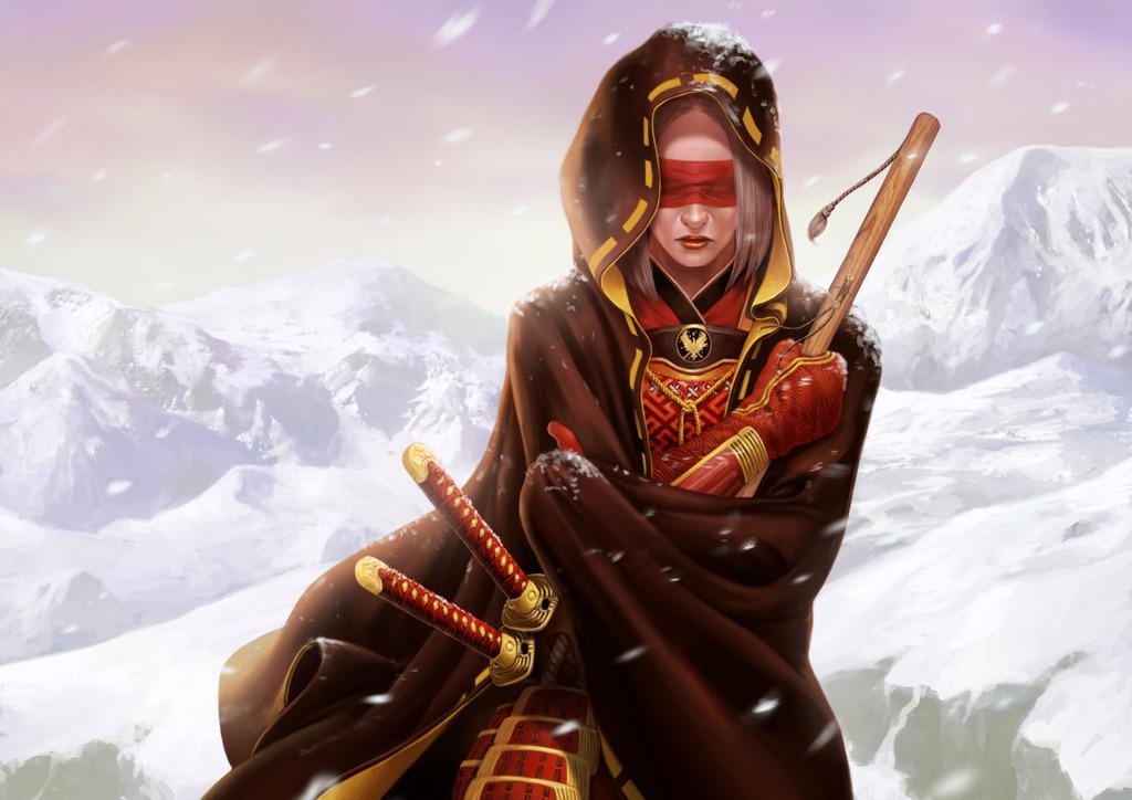 Lady Shiba Tsukimi