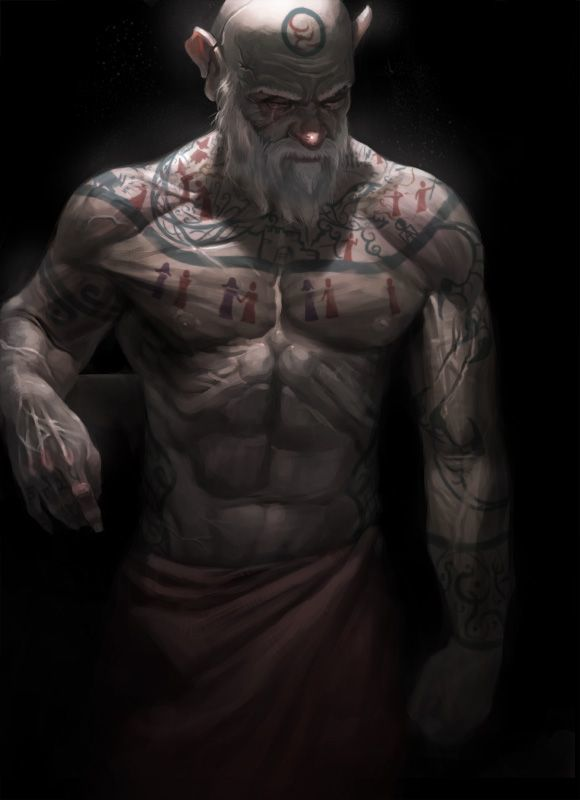Grandmaster Ky (Kyloth)