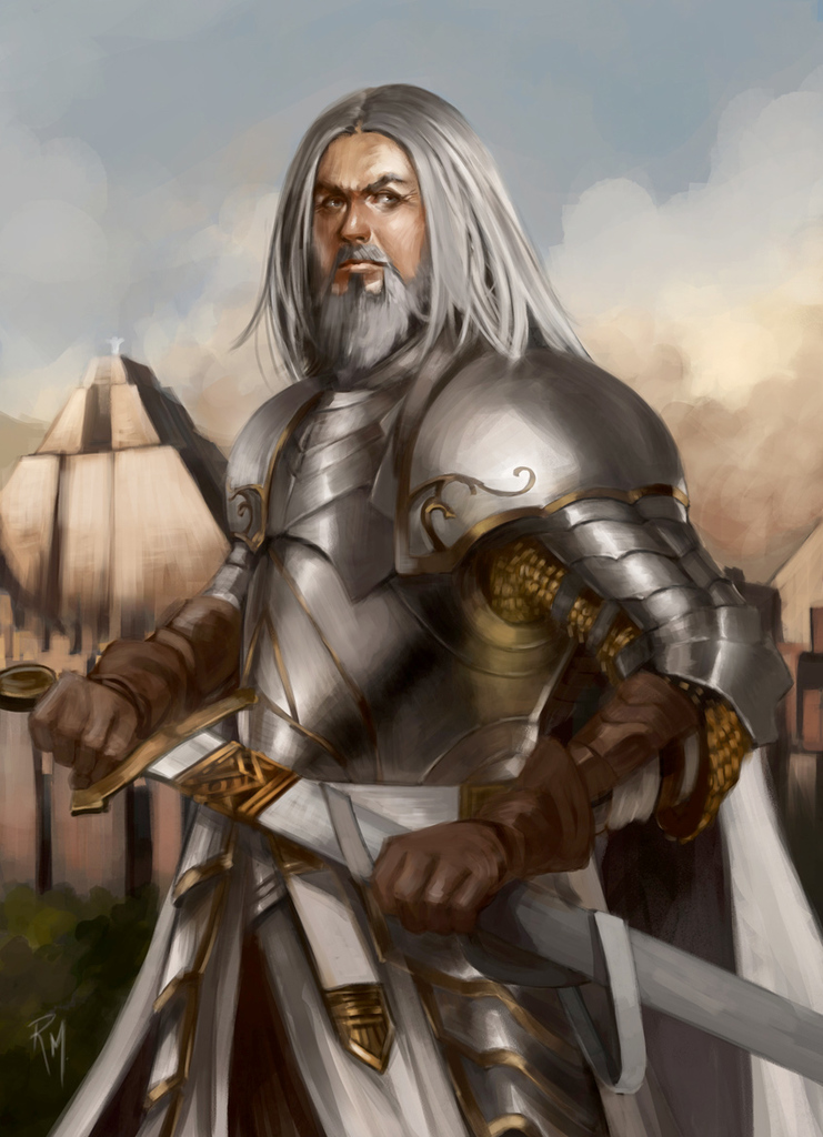 Sir Selnos, Baron of Draganyr