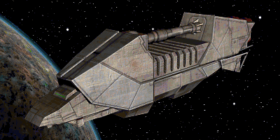 Corellian Action VI Transport