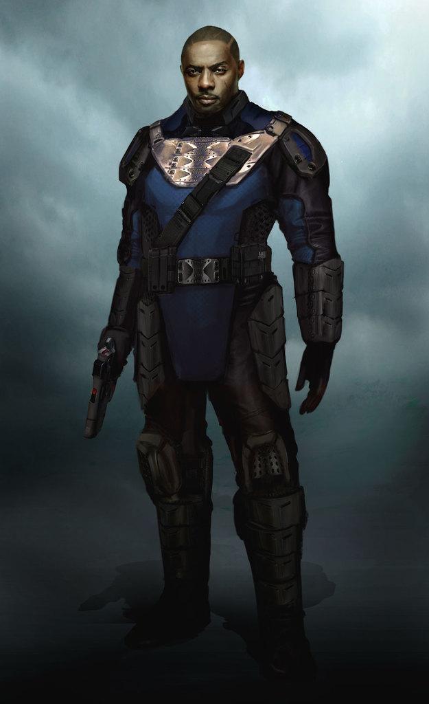 Sergeant Marlo Brax