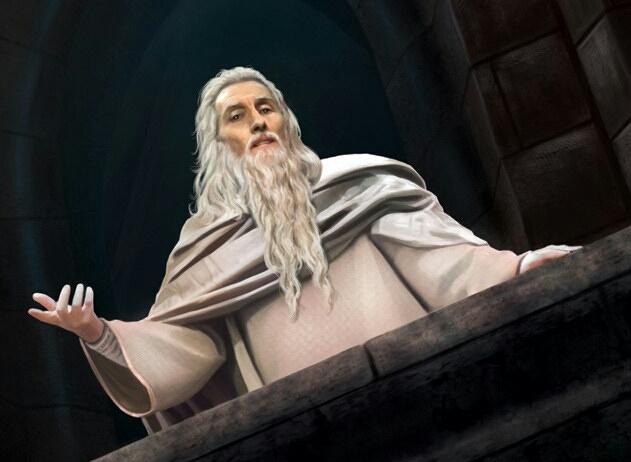 Den Vita Magikern