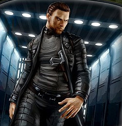 Agent Ataran Sionis