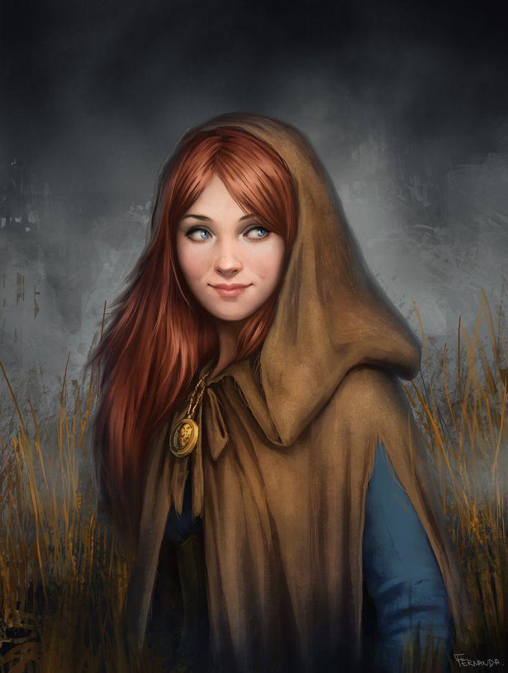 High Luck-Mistress Fenella