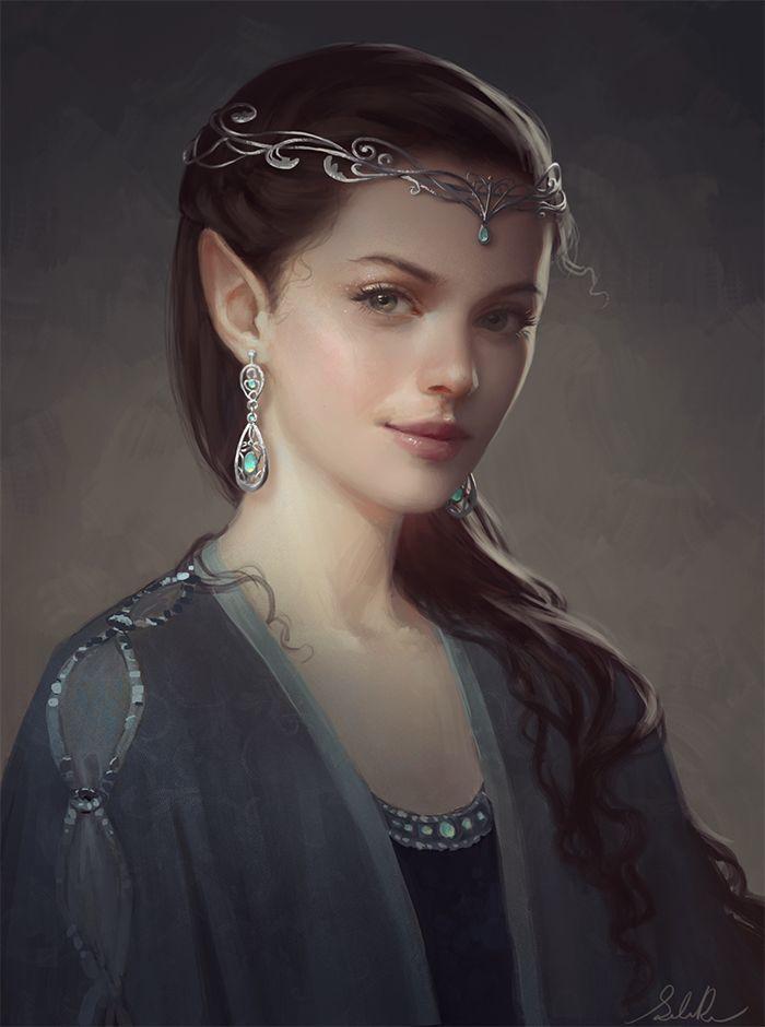 Lady Nectaria Brinshi