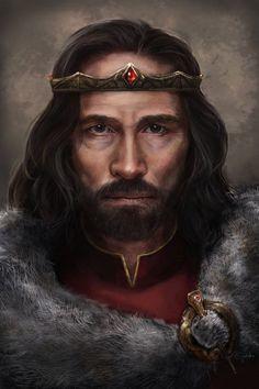 King Emperor Roland Aldus III