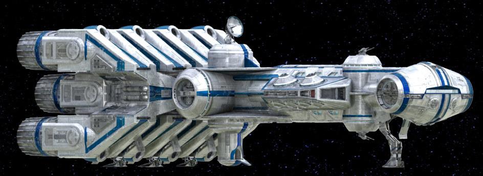 Phoenix Fleet - Liberator