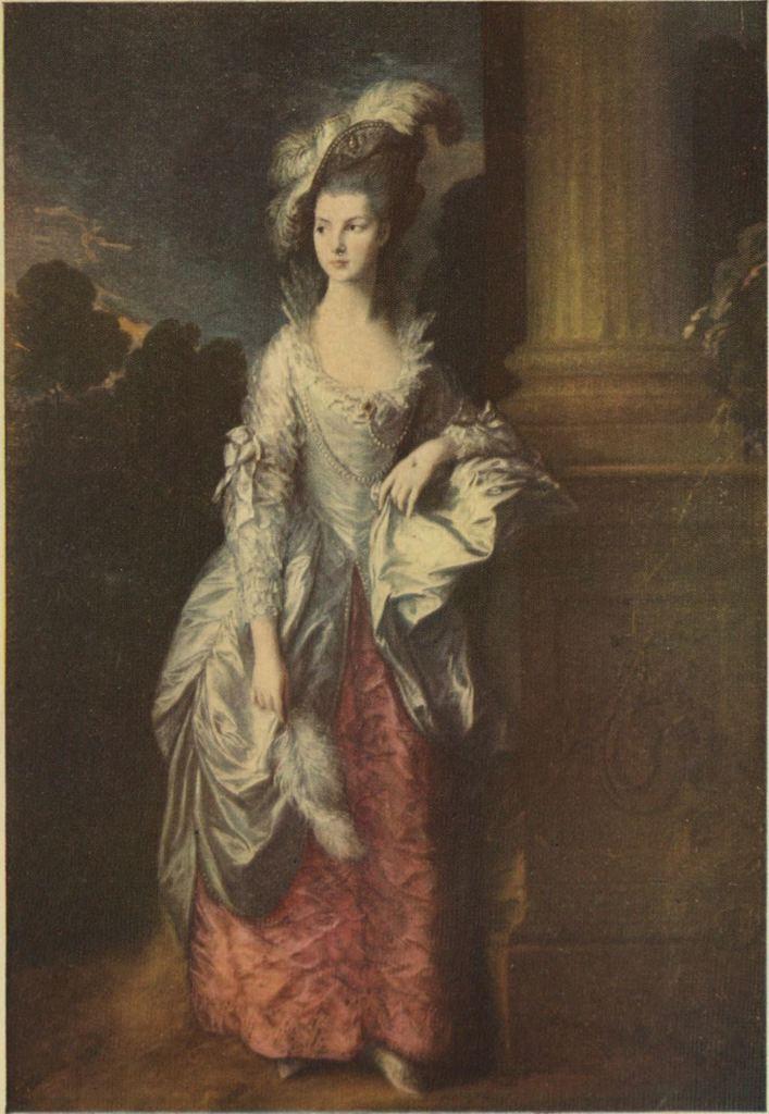 Marchioness Marie-Juliet Rocher DuChamp