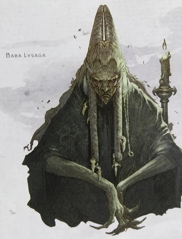 Baba Lysaga