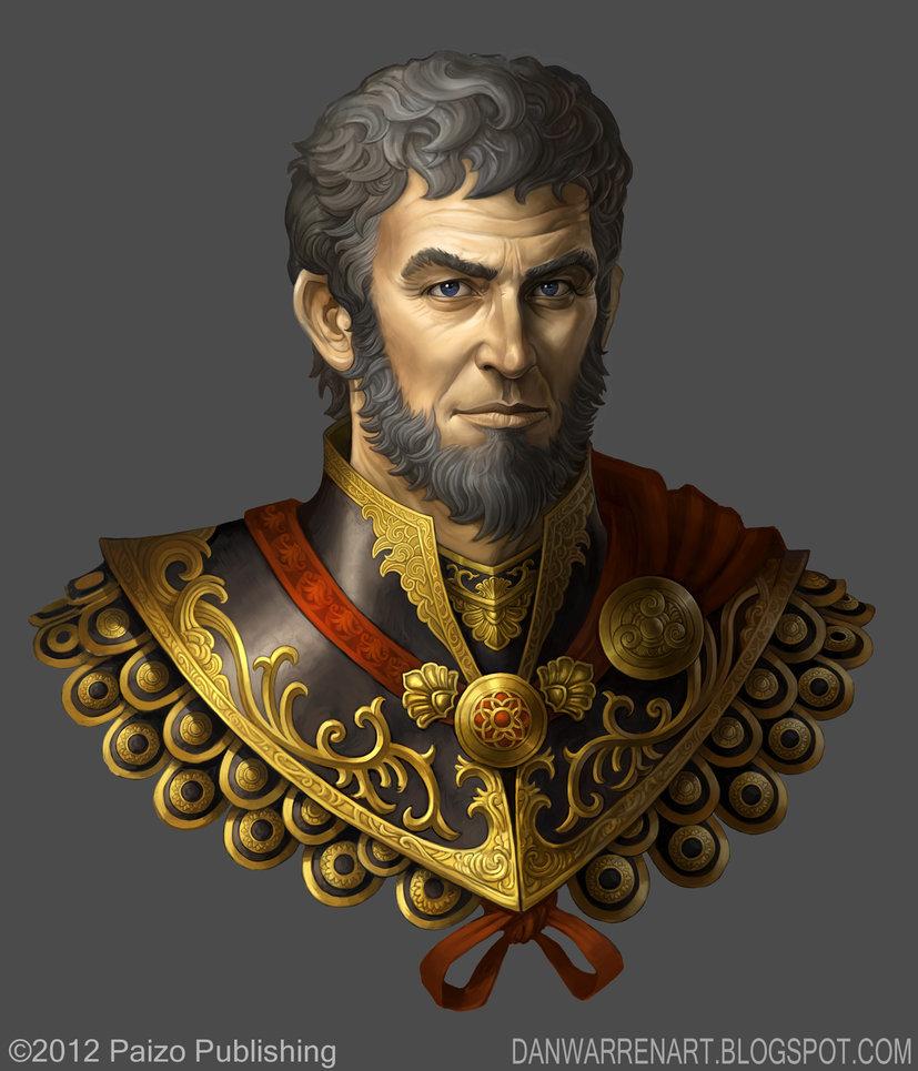 High Admiral Zeno Casaval