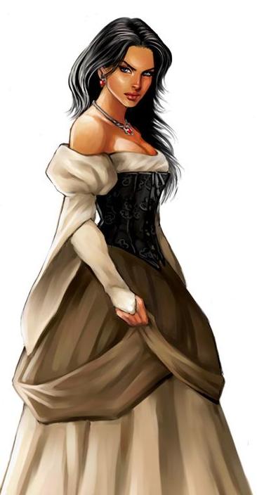 Lady Evelyn Nok