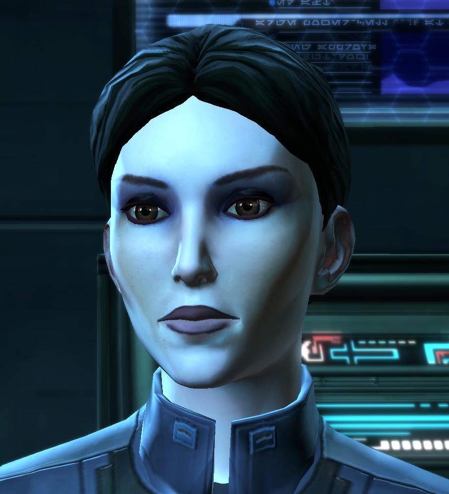 Lt. Commander Bella Vel (Deceased?)