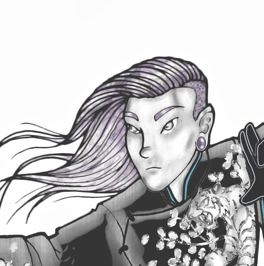 Master Shang Yin Kyarr