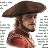 Captain Cassius Sargaeta