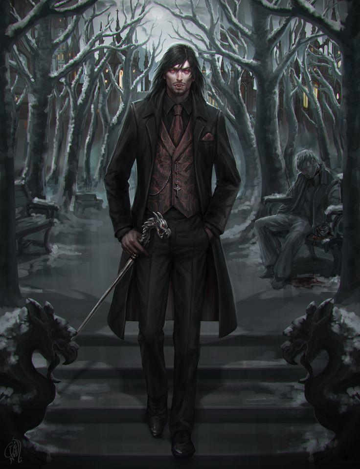 Prince Gaius Vestromo