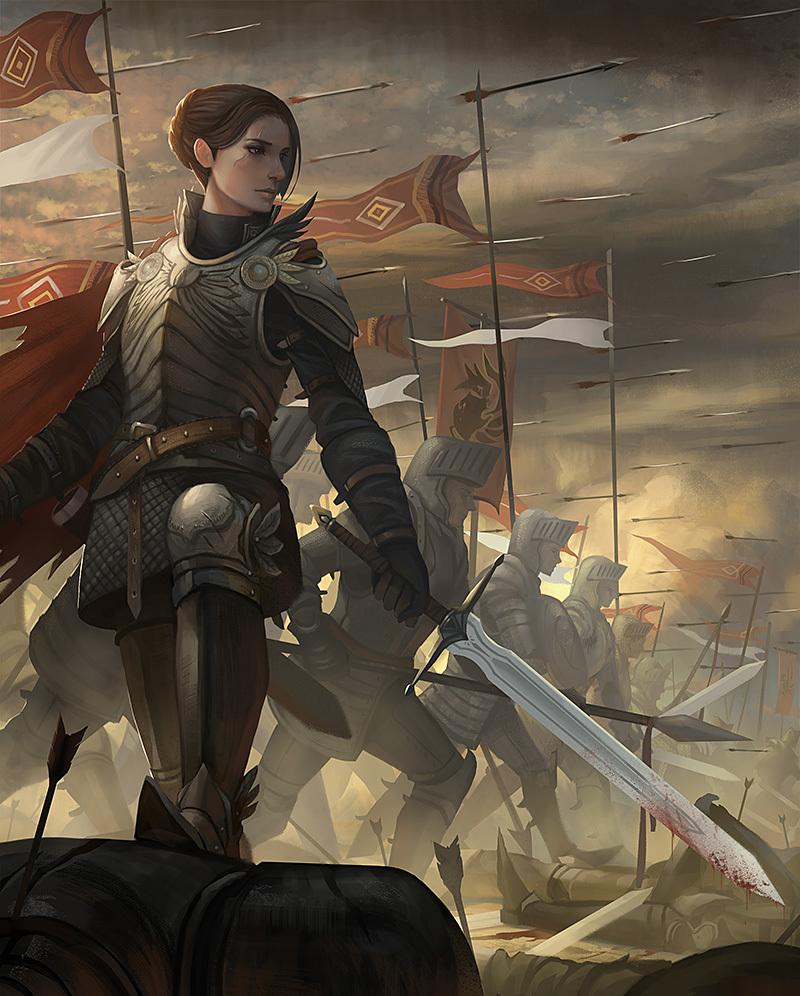 Captain Janaea, Fuerna Garrison