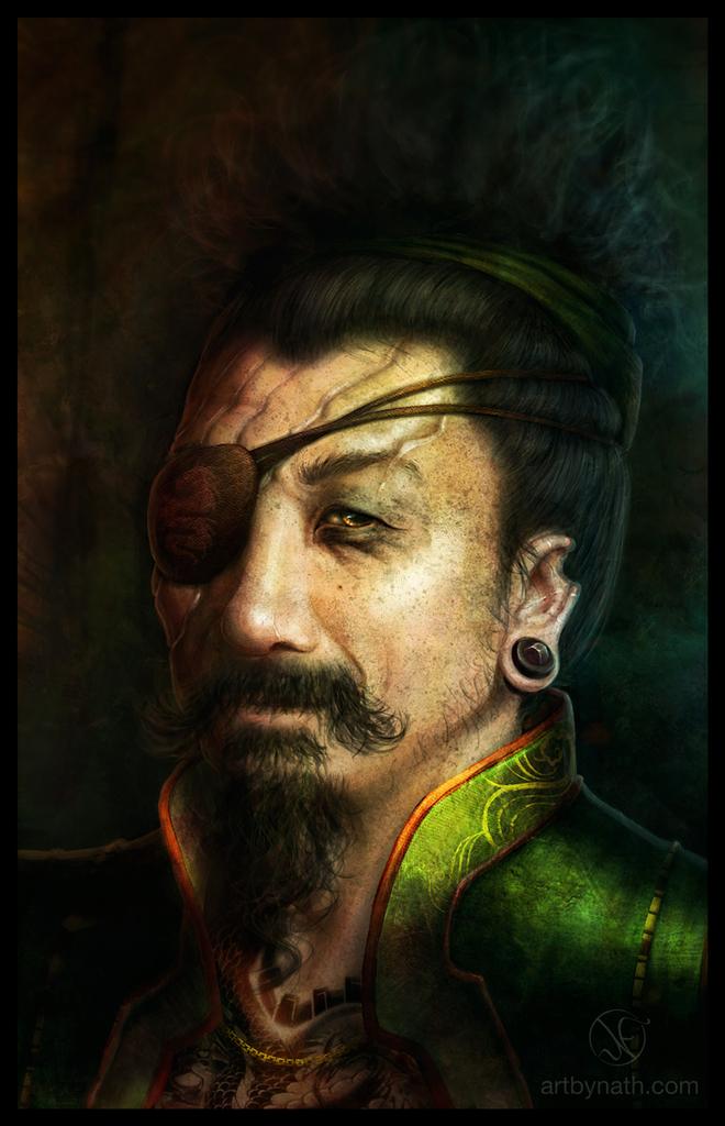 Sky-Captain Ruath'ana Nua