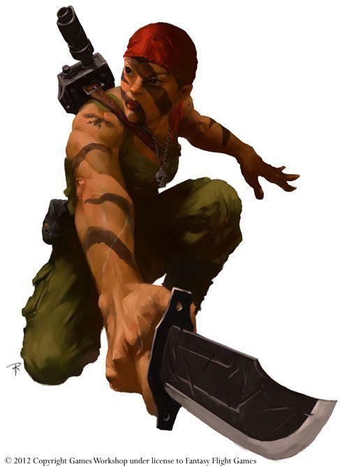 Specialist Sergeant Jordan