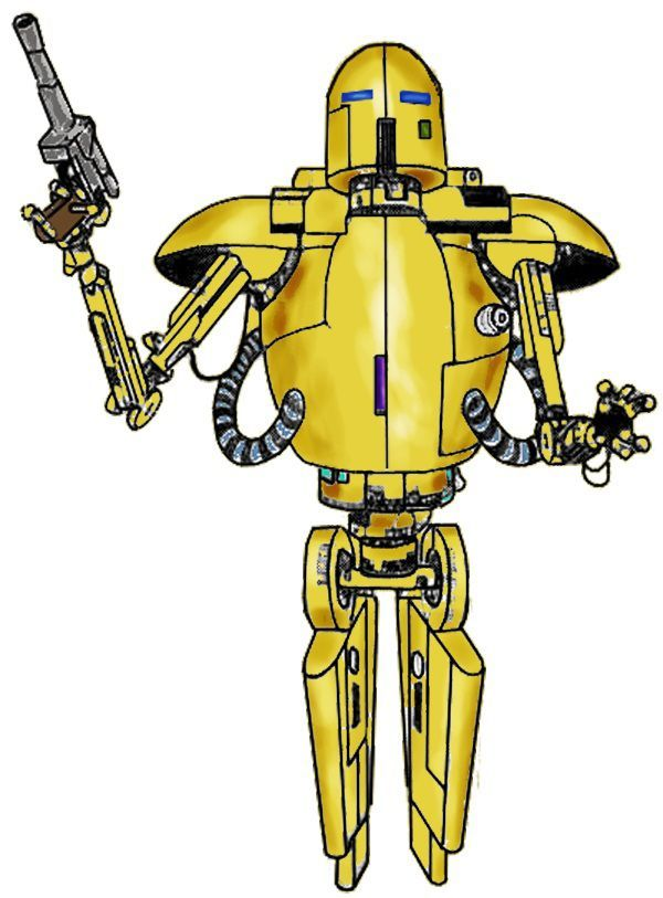 Arakyd AD Weapons Maintenance Droid