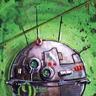 Taptronics SIS Surveillance Droid