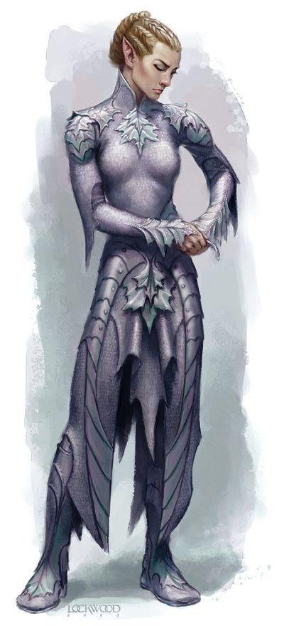 High Priestess Sabin