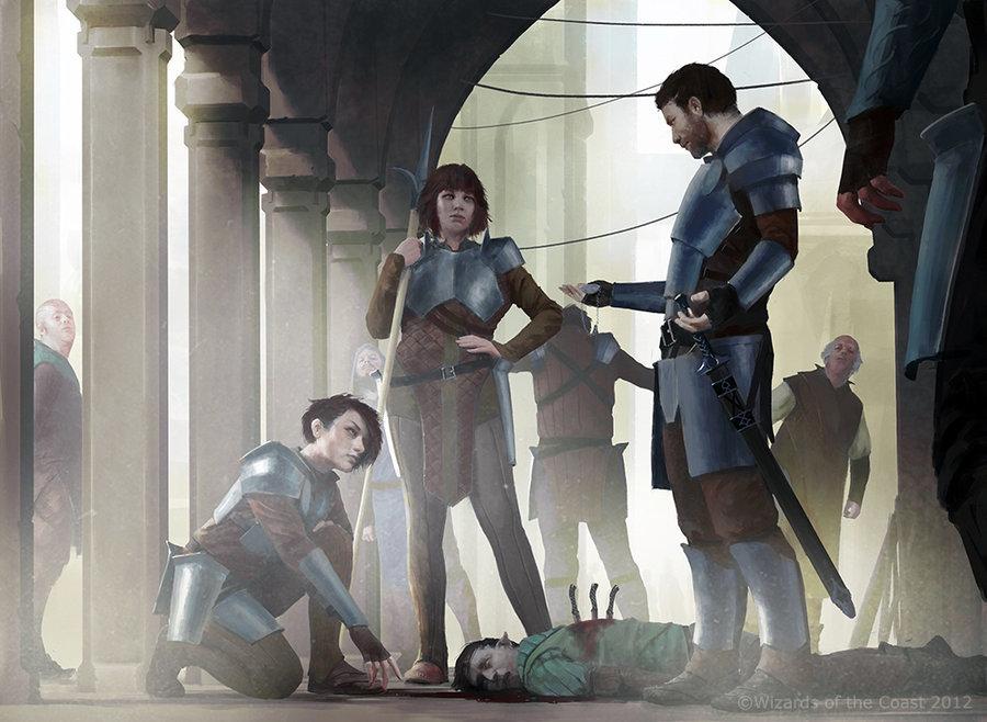 Glissana Queensguard