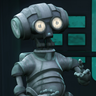 Droxian Model GDA-8 Gambling Droid