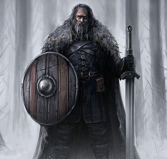 Konal the Grey - Companion