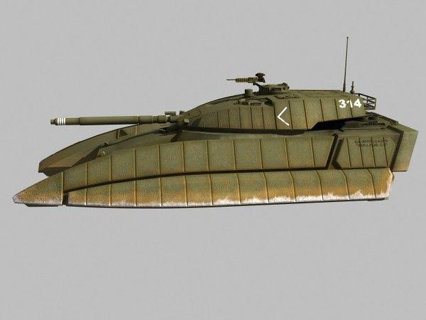 Centennial Maillotin Speeder Tank