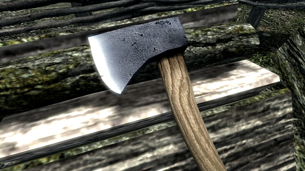 The Woodcutter's Axe