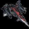 Grigora Sabre Starfighter