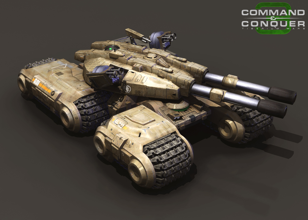 Aldis Industries Demolisher II Heavy Tank