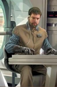 Lieutenant Commander Colm