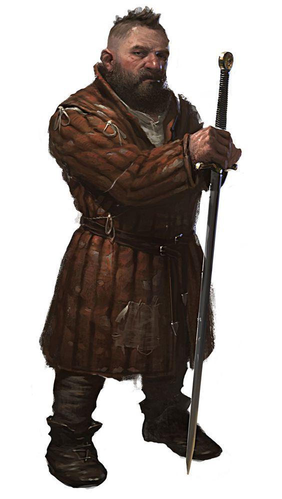 Sword Brother Eldrast