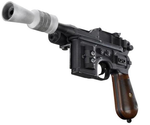 BlasTech DL-44 Heavy Blaster Pistol
