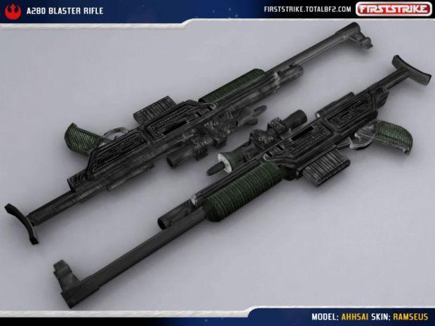 BlasTech A280 Blaster Rifle