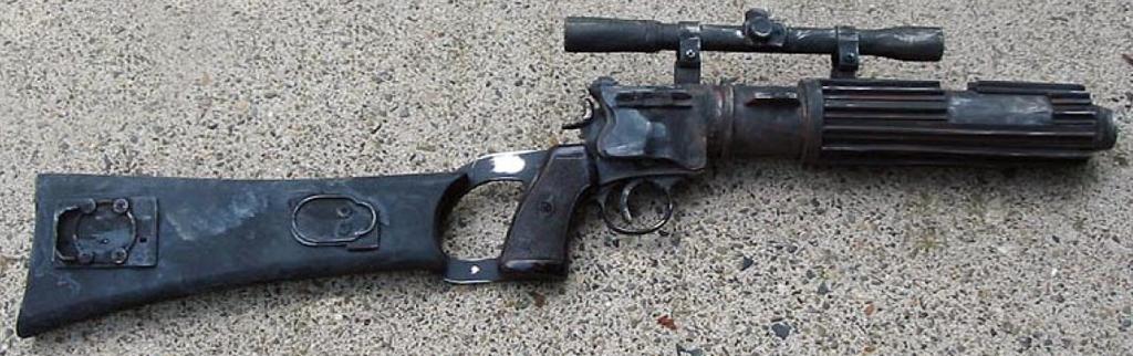 BlasTech EE-3 Blaster Rifle