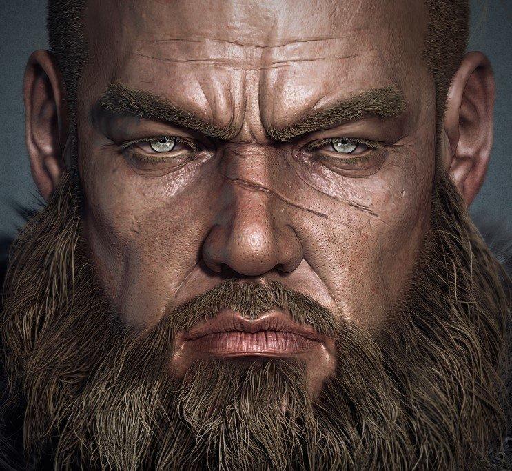 Baird the Beard