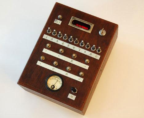 Electronic Abacus