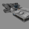Corellian Engineering Corporation CR-90 Carrier Corvette