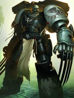 Shadow Captain Pirus Corian
