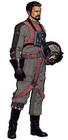 "Trooper Michael ""Booster Gold"" Jurgens"